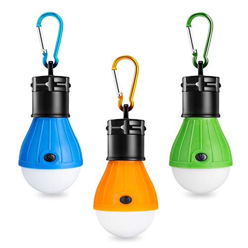 Winzwon Campinglampe, LED Camping Laterne
